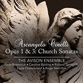 Sonata da chiesa a tre in A Minor, Op. 3, No. 10: I. Vivace