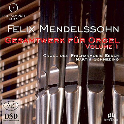 SACD : Martin Schmeding - Complete Organ Works 1 (Hybrid SACD)