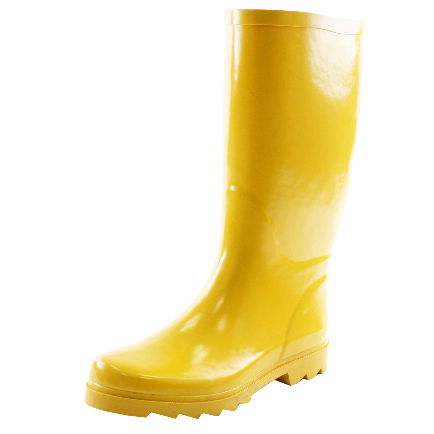 West Blvd Women's Mid Calf Waterproof Rainboots туфли nine west nwomaja 2015 1590