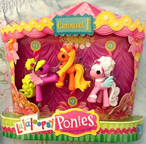 Lalaloopsy Ponies - Carousel 1 (3 Pack) - 1
