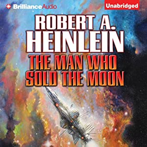 The Man Who Sold the Moon Audiobook
