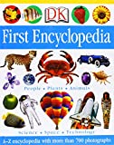 img - for DK First Encyclopedia book / textbook / text book