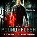 Pound of Flesh: The Half-Demon Warlock, Volume 1 Audiobook by J. A. Cipriano, Conner Kressley Narrated by James Foster