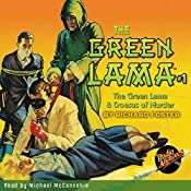 The Green Lama #1: The Green Lama & Croesus of Murder | Kendell Foster Crossen