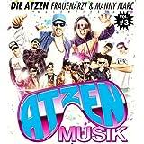 """Pr�sentieren Atzen Musik Vol.3 (3 CD Limited Deluxe Fan-Box inkl. Atzen-Musik-Brille, Autogrammkarte + Aufkleber)von """"die (Frauenarzt &..."""""""