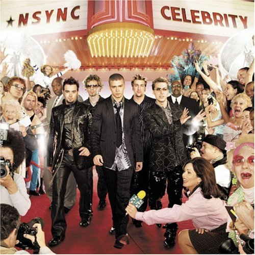 N Sync - Celebrity (Real CD Retail) - Zortam Music