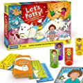 Lets Potty The Potty Training Board Game That Brings The Party To The Potty from Aim High Games, LLC