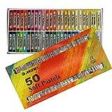 50 Stück Pastellkreide Marie's Set B Kalttöne Pastellkreiden