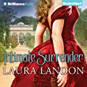 Intimate Surrender Audiobook by Laura Landon Narrated by Sarah Coomes