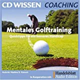 Mentales Golftraining, 2 Audio-CDs