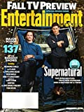 Entertainment Weekly #1431/#1432 September 16/23 2016 | Fall TV Preview Double Issue
