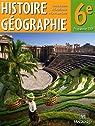 Histoire g�ographie 6e : Programmes 2009 par Azzouz