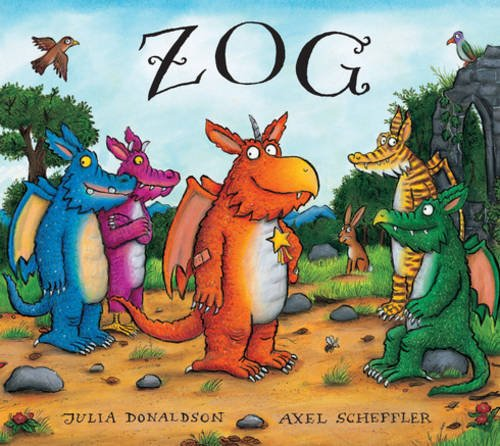 Zog Book Cover