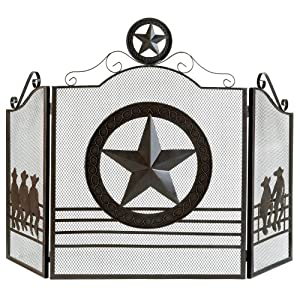 Amazoncom Gifts Decor Rustic Weathered Texas Lone Star