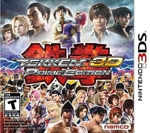 Tekken 3D Prime Edition - Nintendo 3DS by Namco