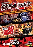 SS Hell Pack II: Gestapo's Last Orgy / Red Nights of the Gestapo / SS Hell Camp (Triple Feature)