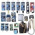 CJRSLRB® 16pcs/lots Raspberry pi 2 B+ sensor module Board package 16 kinds of sensor Set kit from CJRSLRB®