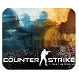 Classic pc game Counter Strike CS design square mouse pad