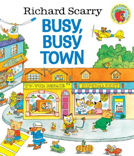 The Busy World of Richard Scarry Wiki
