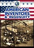 echange, troc American Inventors & Ingenuity [Import anglais]