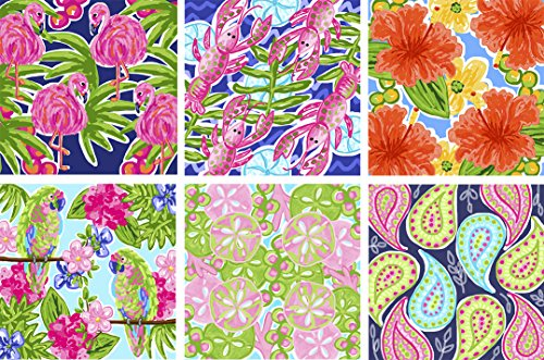 kates-craft-store-pattern-vinyl-with-permanent-adhesive-preppy-pack-no1-6-sheets-of-12-x-12