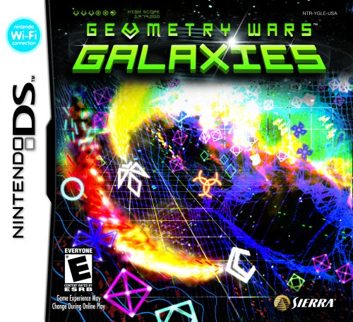 Geometry Wars: Galaxies - Nintendo DS - 1