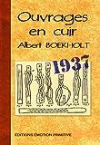 echange, troc Albert Boekholt - Ouvrages en cuir
