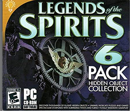 On Hand Legends of the Spirits