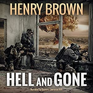Hell and Gone Audiobook