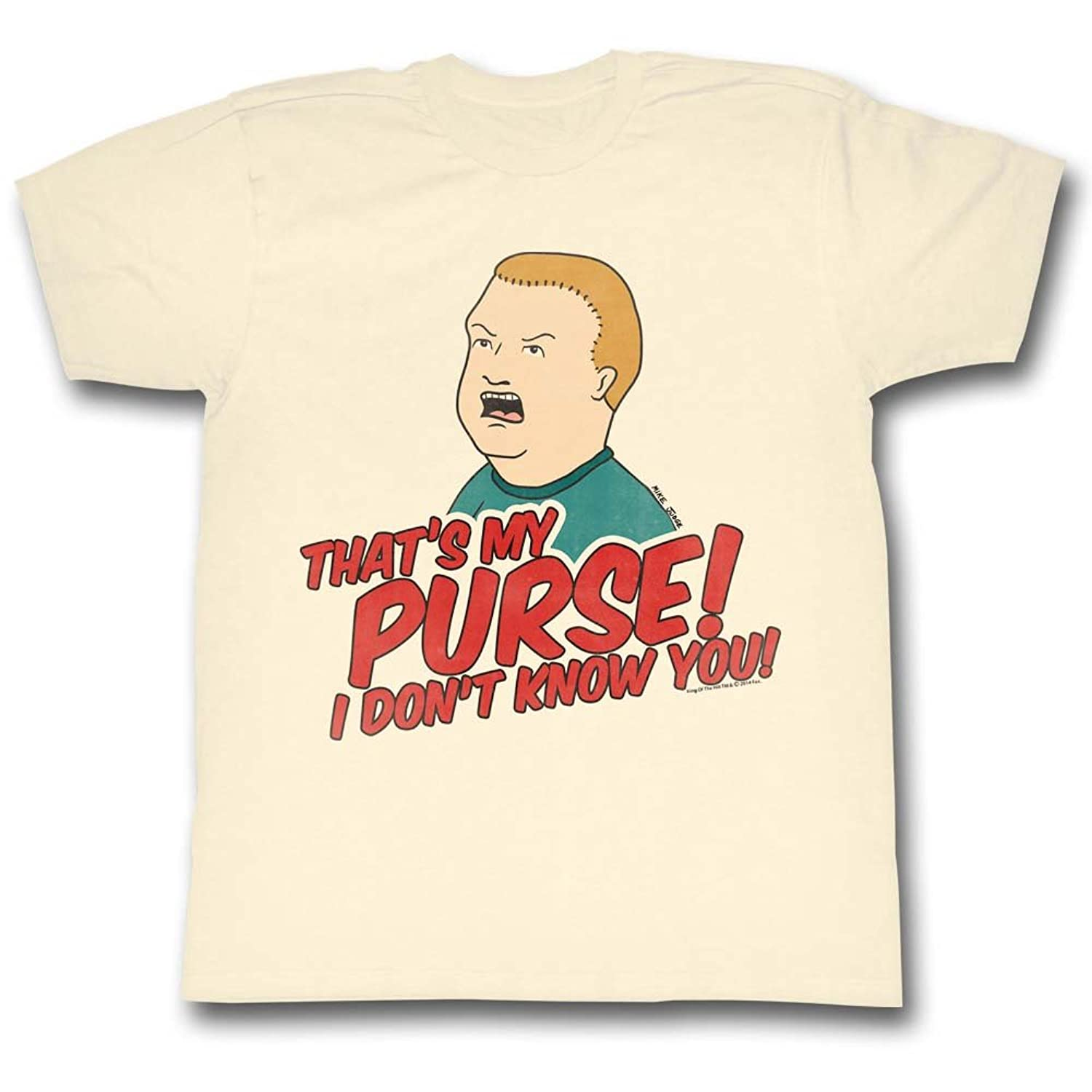 King of The Hill Shirt King of The Hill Bobby That's