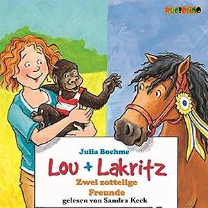 Zwei zottelige Freunde (Lou und Lakritz 2) Hörbuch