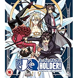 UQ Holder! Collection 2019 [Blu-ray]
