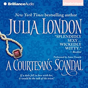 A Courtesan's Scandal | [Julia London]