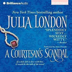 A Courtesan's Scandal | [Julia London]