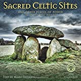 img - for Sacred Celtic Sites 2016 Wall Calendar book / textbook / text book