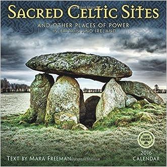 Sacred Celtic Sites 2016 Wall Calendar