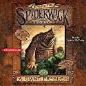 A Giant Problem: Beyond the Spiderwick Chronicles Audiobook by Holly Black Narrated by Andrew McCarthy