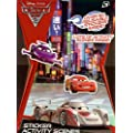 Disney Pixar Cars 2: Activity Full Colour Sticker Book