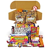 Best Retro Sweets Cartoon Box Selection