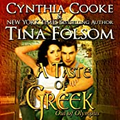 A Taste of Greek: Out of Olympus, Book 3 | Tina Folsom