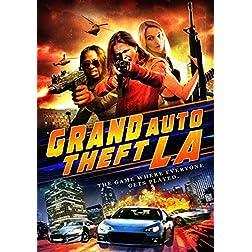 Grand Auto Theft LA [Blu-ray]