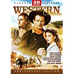 Western Classics 50 Movies DVD Set