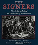 The Signers: The 56 Stories Behind the Declaration of Independence (0802788491) by Fradin, Dennis Brindell