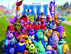 Monsters University Edible Cake Toppers Edible Image Cake Toppers Frosting Sheets