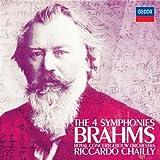 echange, troc Riccardo Chailly - Brahms : Les 4 symphonies
