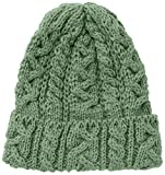 (�n�C�����h2000)Highland 2000 British Wool Cable Bob Cap