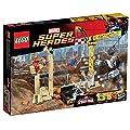 LEGO 76037 Rhino and Sandman Super Villain Team-up by LEGO