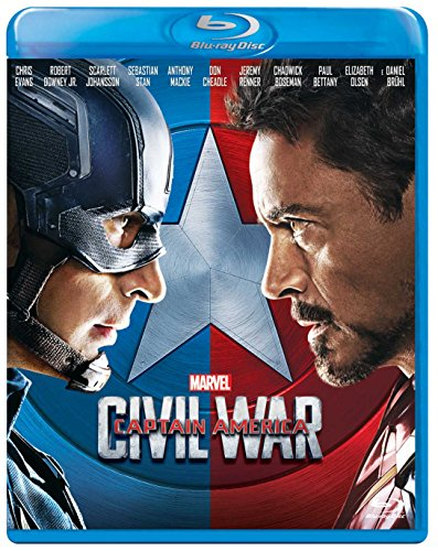 Captain America - Civil War [Italia] [Blu-ray]