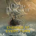 Enemies at Every Turn: John Pearce, Book 8 Audiobook by David Donachie Narrated by Michael Tudor Barnes