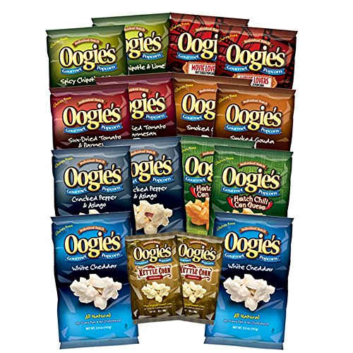 Oogie's Party Pack Popcorn (Oogie Popcorn compare prices)